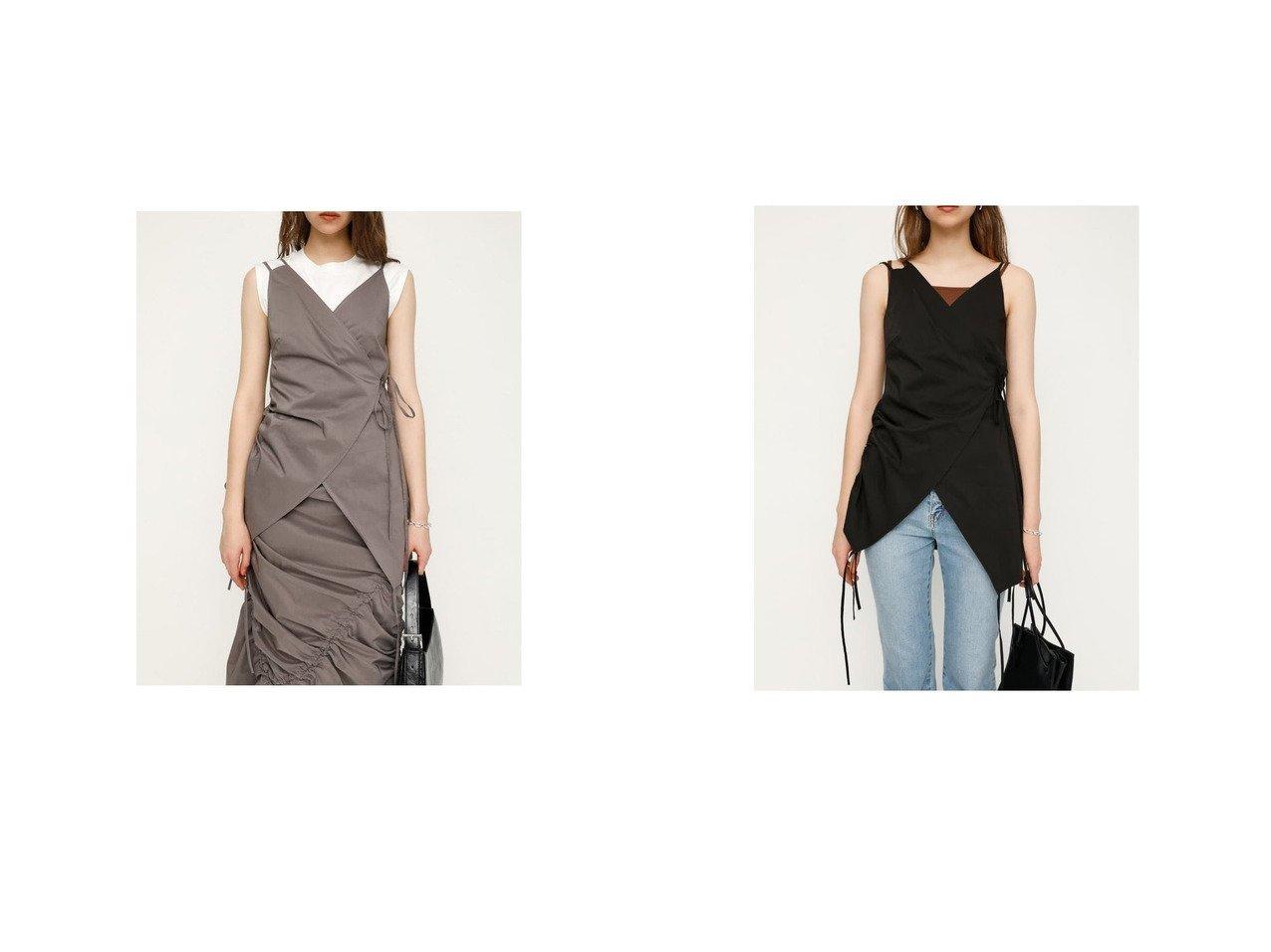 【SLY/スライ】のA トップス おすすめ!人気トレンド・レディースファッション通販 おすすめで人気の流行・トレンド、ファッションの通販商品 インテリア・家具・メンズファッション・キッズファッション・レディースファッション・服の通販 founy(ファニー) https://founy.com/ ファッション Fashion レディースファッション WOMEN トップス・カットソー Tops/Tshirt 2021年 2021 2021春夏・S/S SS/Spring/Summer/2021 S/S・春夏 SS・Spring/Summer おすすめ Recommend シャーリング シンプル セットアップ 夏 Summer 春 Spring  ID:crp329100000053079