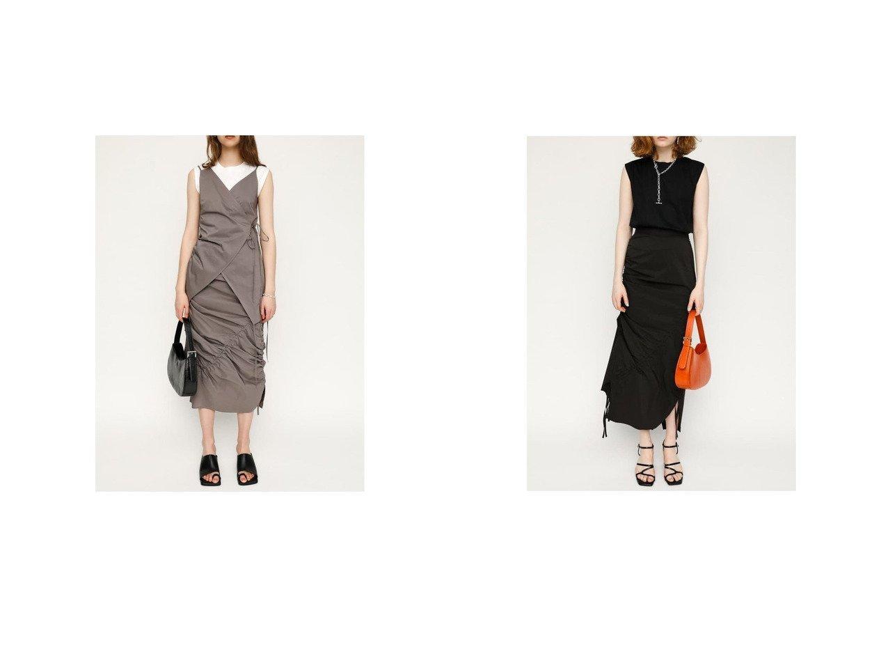 【SLY/スライ】のSHIRRING スカート おすすめ!人気トレンド・レディースファッション通販 おすすめで人気の流行・トレンド、ファッションの通販商品 インテリア・家具・メンズファッション・キッズファッション・レディースファッション・服の通販 founy(ファニー) https://founy.com/ ファッション Fashion レディースファッション WOMEN スカート Skirt 2021年 2021 2021春夏・S/S SS/Spring/Summer/2021 S/S・春夏 SS・Spring/Summer コンパクト シャーリング スリム トレンド 今季 夏 Summer 春 Spring  ID:crp329100000053080