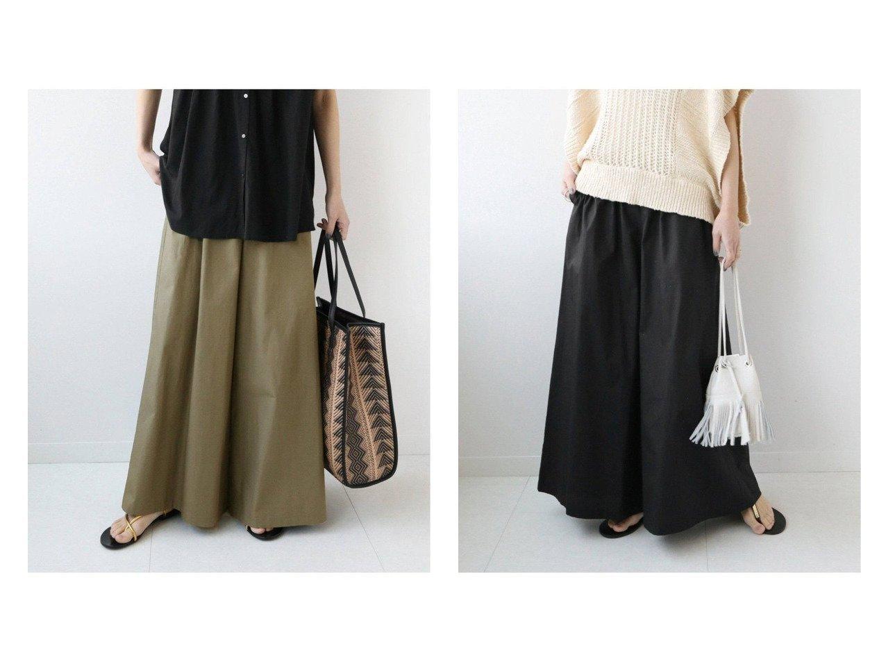 【JOURNAL STANDARD relume/ジャーナルスタンダード レリューム】の4 コットンタイプライターギャザーパンツ 【パンツ】おすすめ!人気、トレンド・レディースファッションの通販 おすすめで人気の流行・トレンド、ファッションの通販商品 インテリア・家具・メンズファッション・キッズファッション・レディースファッション・服の通販 founy(ファニー) https://founy.com/ ファッション Fashion レディースファッション WOMEN パンツ Pants 2021年 2021 2021春夏・S/S SS/Spring/Summer/2021 S/S・春夏 SS・Spring/Summer ジーンズ |ID:crp329100000053117