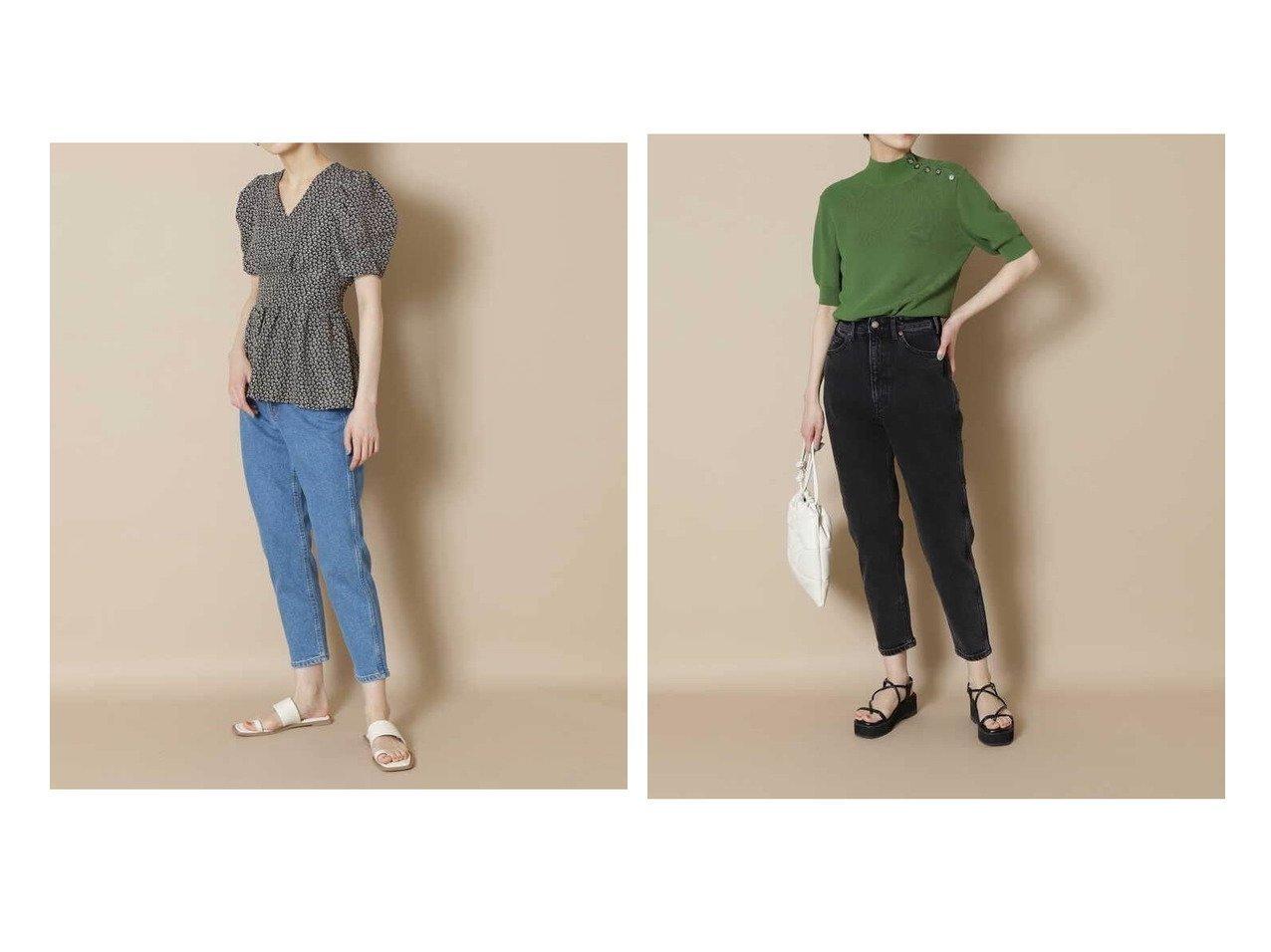 【N.Natural Beauty basic/エヌ ナチュラルビューティーベーシック】の【EDWIN】MOM S DENIM デニムパンツ 【パンツ】おすすめ!人気、トレンド・レディースファッションの通販 おすすめで人気の流行・トレンド、ファッションの通販商品 インテリア・家具・メンズファッション・キッズファッション・レディースファッション・服の通販 founy(ファニー) https://founy.com/ ファッション Fashion レディースファッション WOMEN パンツ Pants デニムパンツ Denim Pants スリム デニム ロング |ID:crp329100000053119