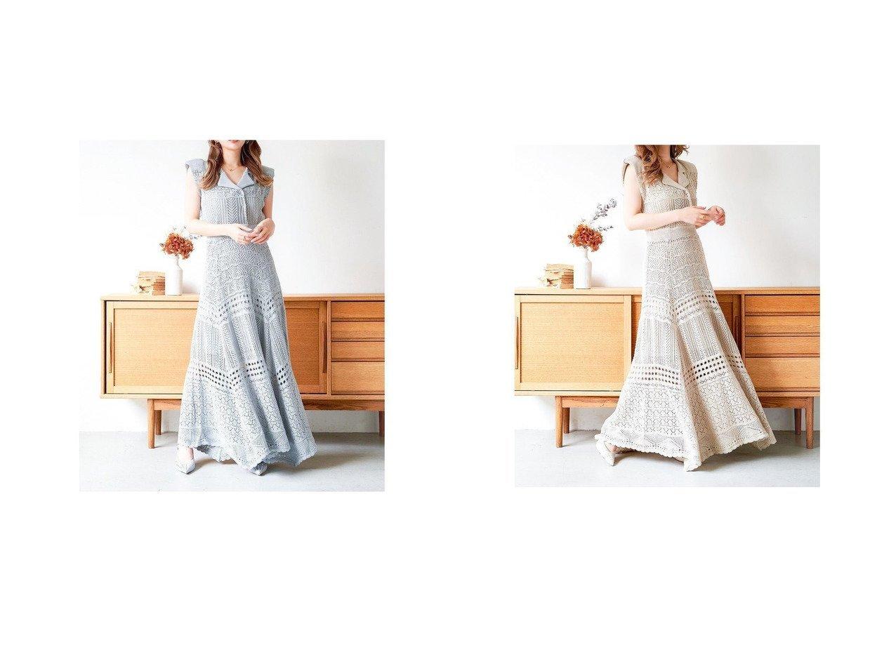 【Darich/ダーリッチ】のニットレースジャケットワンピース おすすめ!人気トレンド・レディースファッション通販 おすすめで人気の流行・トレンド、ファッションの通販商品 インテリア・家具・メンズファッション・キッズファッション・レディースファッション・服の通販 founy(ファニー) https://founy.com/ ファッション Fashion レディースファッション WOMEN アウター Coat Outerwear ジャケット Jackets 2021年 2021 2021春夏・S/S SS/Spring/Summer/2021 S/S・春夏 SS・Spring/Summer イエロー レース ロング 夏 Summer 春 Spring |ID:crp329100000053303