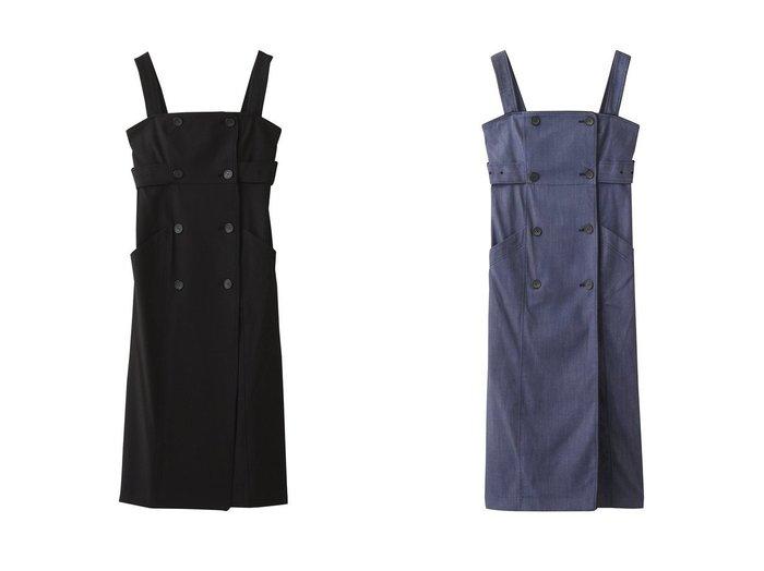【The Virgnia/ザ ヴァージニア】のパイピングジャンパースカートワンピース 【スカート】おすすめ!人気、トレンド・レディースファッションの通販 おすすめ人気トレンドファッション通販アイテム 人気、トレンドファッション・服の通販 founy(ファニー)  ファッション Fashion レディースファッション WOMEN スカート Skirt S/S・春夏 SS・Spring/Summer おすすめ Recommend インナー コンパクト トレンチ パイピング ペンシル 夏 Summer 春 Spring  ID:crp329100000053460