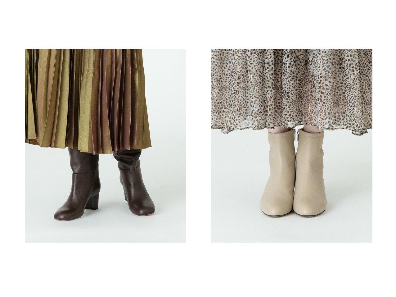 【allureville/アルアバイル】のスクエアロングブーツ&ヒールメタルショートブーツ 【シューズ・靴】おすすめ!人気、トレンド・レディースファッションの通販 おすすめで人気の流行・トレンド、ファッションの通販商品 インテリア・家具・メンズファッション・キッズファッション・レディースファッション・服の通販 founy(ファニー) https://founy.com/ ファッション Fashion レディースファッション WOMEN 2021年 2021 2021-2022秋冬・A/W AW・Autumn/Winter・FW・Fall-Winter・2021-2022 A/W・秋冬 AW・Autumn/Winter・FW・Fall-Winter ショート シンプル トレンド メタル ストレート ロング |ID:crp329100000053499