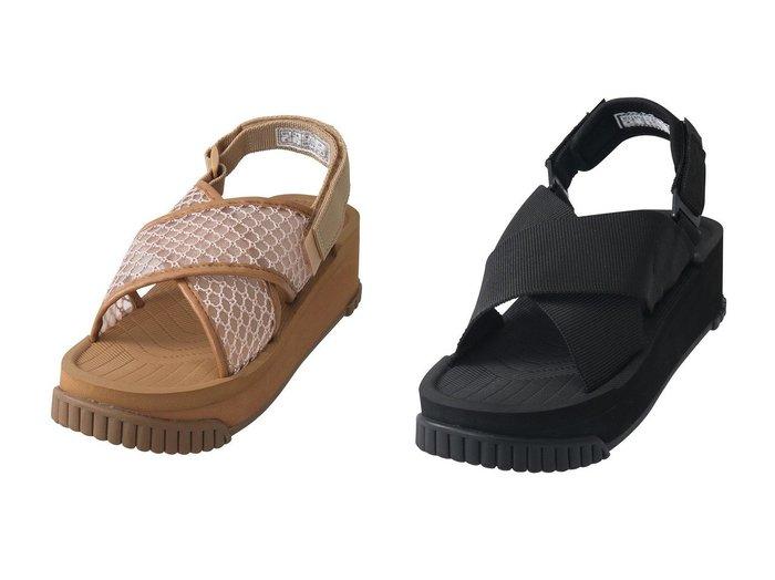 【ROSE BUD/ローズバッド】のクロスストラップサンダル&【SHAKA for ROSE BUD】フィエスタプラットフォームサンダル 【シューズ・靴】おすすめ!人気、トレンド・レディースファッションの通販 おすすめ人気トレンドファッション通販アイテム インテリア・キッズ・メンズ・レディースファッション・服の通販 founy(ファニー) https://founy.com/ ファッション Fashion レディースファッション WOMEN アウトドア クール サンダル シンプル フィット 厚底  ID:crp329100000053500