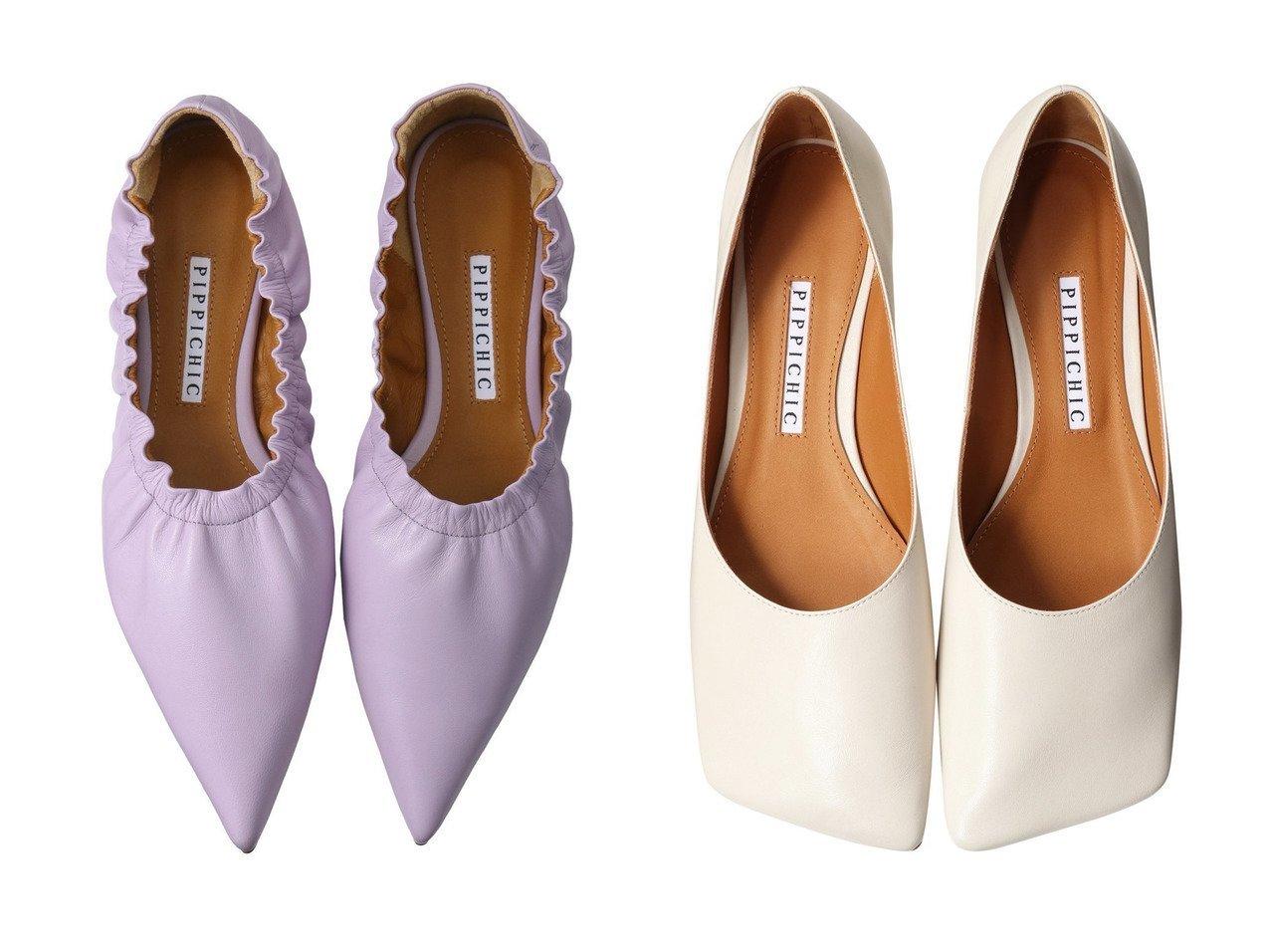【Pippichic/ピッピシック】の【ELLE SHOP限定】REMY ディープギャザーフラットシューズ&LINDA スクエアトゥフラットシューズ 【シューズ・靴】おすすめ!人気、トレンド・レディースファッションの通販 おすすめで人気の流行・トレンド、ファッションの通販商品 インテリア・家具・メンズファッション・キッズファッション・レディースファッション・服の通販 founy(ファニー) https://founy.com/ ファッション Fashion レディースファッション WOMEN 2021年 2021 2021-2022秋冬・A/W AW・Autumn/Winter・FW・Fall-Winter・2021-2022 A/W・秋冬 AW・Autumn/Winter・FW・Fall-Winter シューズ フィット なめらか フォルム フラット 別注 |ID:crp329100000053504