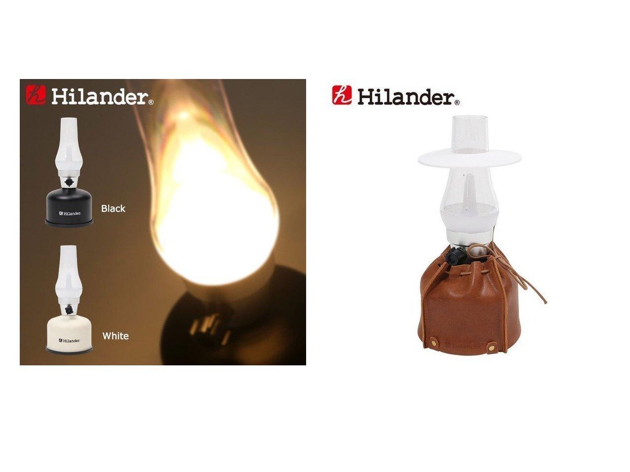 【Hilander/ハイランダー】のキャンドル風LEDランタン&LEDランタン用 レザーカバー(OD缶対応) 【LEDランタン お家時間】おすすめ!人気キャンプ・アウトドア用品の通販 おすすめで人気の流行・トレンド、ファッションの通販商品 インテリア・家具・メンズファッション・キッズファッション・レディースファッション・服の通販 founy(ファニー) https://founy.com/ アウトドア アクセサリー ホーム・キャンプ・アウトドア Home,Garden,Outdoor,Camping Gear キャンプ用品・アウトドア  Camping Gear & Outdoor Supplies ランタン ライト Lantern, Light |ID:crp329100000053687