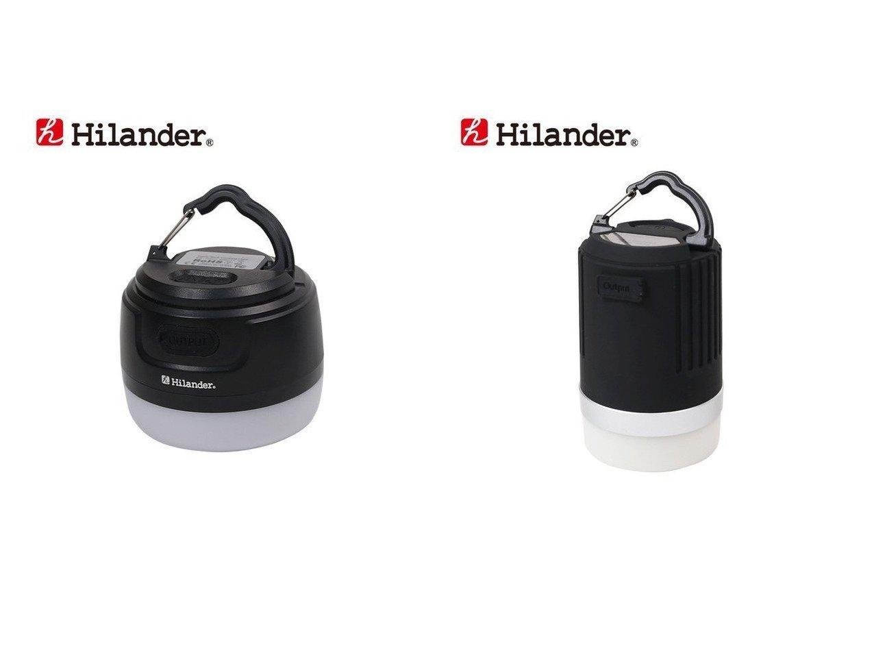 【Hilander/ハイランダー】のLEDランタン(USB充電式) 12800mAh&LEDランタン(USB充電式) 5200mAh 【LEDランタン お家時間】おすすめ!人気キャンプ・アウトドア用品の通販 おすすめで人気の流行・トレンド、ファッションの通販商品 インテリア・家具・メンズファッション・キッズファッション・レディースファッション・服の通販 founy(ファニー) https://founy.com/ アウトドア ホーム・キャンプ・アウトドア Home,Garden,Outdoor,Camping Gear キャンプ用品・アウトドア  Camping Gear & Outdoor Supplies ランタン ライト Lantern, Light ホーム・キャンプ・アウトドア Home,Garden,Outdoor,Camping Gear キャンプ用品・アウトドア  Camping Gear & Outdoor Supplies バッテリー 充電ケーブル Battery, Charging |ID:crp329100000053689
