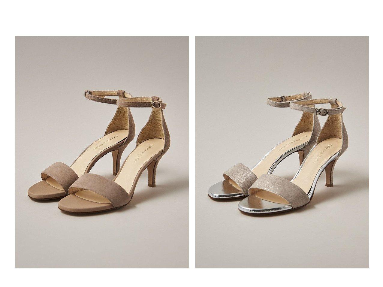 【Odette e Odile/オデット エ オディール】のOFD アンクルストラップ サンダル70↓↑ 【シューズ・靴】おすすめ!人気、トレンド・レディースファッションの通販  おすすめで人気の流行・トレンド、ファッションの通販商品 インテリア・家具・メンズファッション・キッズファッション・レディースファッション・服の通販 founy(ファニー) https://founy.com/ ファッション Fashion レディースファッション WOMEN アンクル サンダル シューズ シンプル ストラップサンダル ミュール 人気 |ID:crp329100000053893