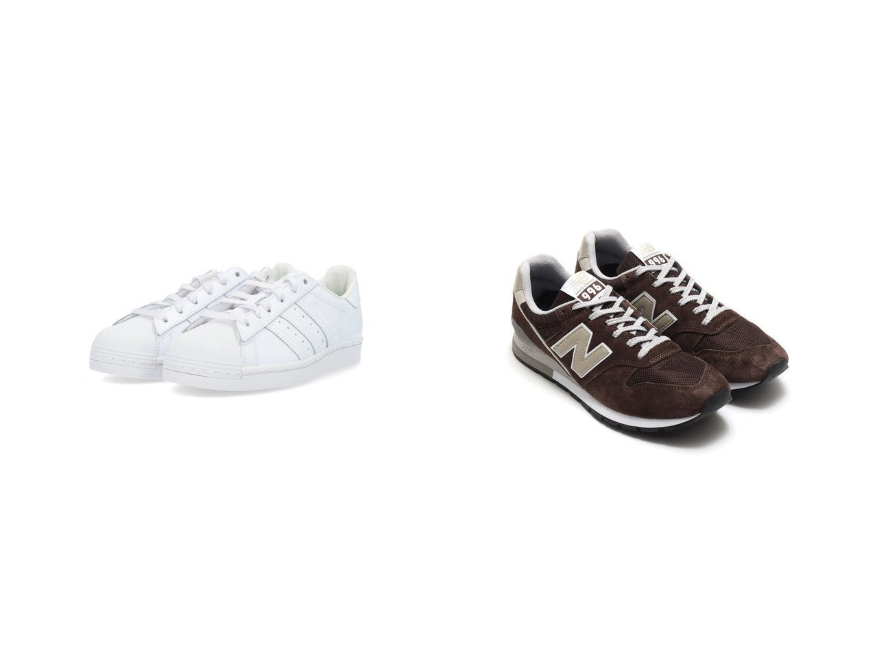 【new balance/ニューバランス】のNew Balance CM996SHB&【adidas Originals/アディダス オリジナルス】の【BEAMS】スーパースター Superstar アディダスオリジナルス 【シューズ・靴】おすすめ!人気、トレンド・レディースファッションの通販  おすすめで人気の流行・トレンド、ファッションの通販商品 インテリア・家具・メンズファッション・キッズファッション・レディースファッション・服の通販 founy(ファニー) https://founy.com/ ファッション Fashion レディースファッション WOMEN クラシック シューズ スニーカー スリッポン インソール クッション クラシカル メッシュ 人気 |ID:crp329100000053903