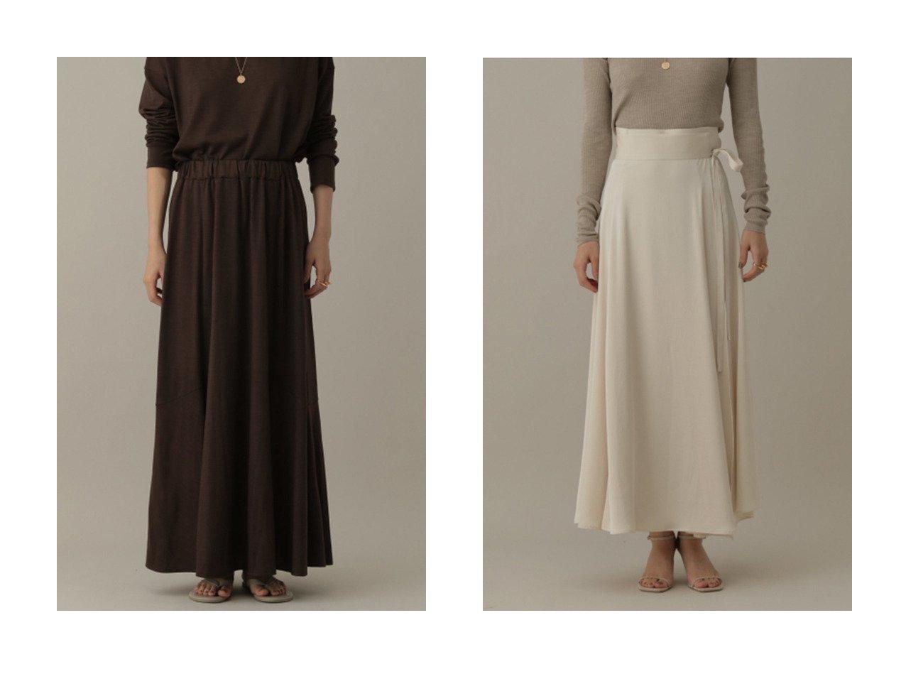 【Chaos/カオス】のプレインカットロングフレアースカート&ジェラサテンラップ ロングフレアースカート 【スカート】おすすめ!人気、トレンド・レディースファッションの通販 おすすめで人気の流行・トレンド、ファッションの通販商品 インテリア・家具・メンズファッション・キッズファッション・レディースファッション・服の通販 founy(ファニー) https://founy.com/ ファッション Fashion レディースファッション WOMEN スカート Skirt 2021年 2021 2021-2022秋冬・A/W AW・Autumn/Winter・FW・Fall-Winter・2021-2022 A/W・秋冬 AW・Autumn/Winter・FW・Fall-Winter おすすめ Recommend カットソー セットアップ マキシ サテン シルク バランス ラップ 人気 |ID:crp329100000054045