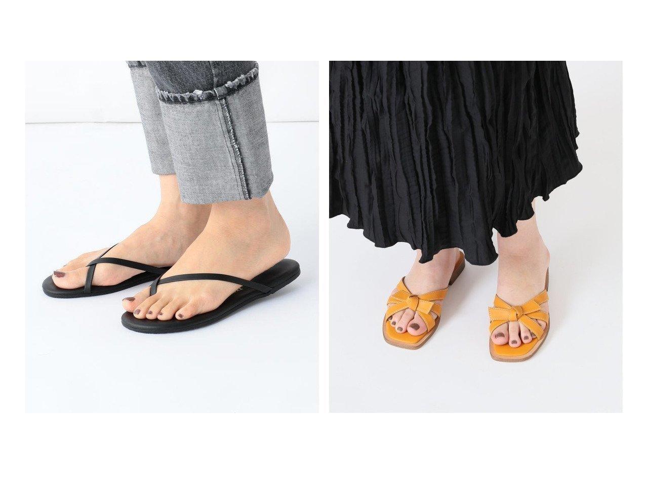 【Demi-Luxe BEAMS/デミルクス ビームス】のRILEY サンダル&【Le Talon/ル タロン】のスクエアステッチリボンサンダル 【シューズ・靴】おすすめ!人気、トレンド・レディースファッションの通販 おすすめで人気の流行・トレンド、ファッションの通販商品 インテリア・家具・メンズファッション・キッズファッション・レディースファッション・服の通販 founy(ファニー) https://founy.com/ ファッション Fashion レディースファッション WOMEN エレガント サンダル シューズ シンプル ハンド リゾート 再入荷 Restock/Back in Stock/Re Arrival 2021年 2021 2021春夏・S/S SS/Spring/Summer/2021 S/S・春夏 SS・Spring/Summer スクエア 夏 Summer  ID:crp329100000054065