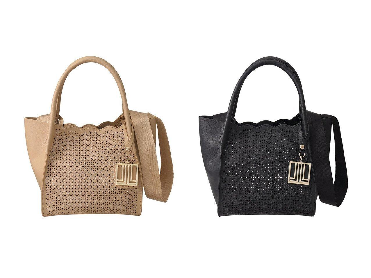 【LANVIN en Bleu/ランバン オン ブルー】のフラワーカッティングBAG 【バッグ・鞄】おすすめ!人気、トレンド・レディースファッションの通販 おすすめで人気の流行・トレンド、ファッションの通販商品 インテリア・家具・メンズファッション・キッズファッション・レディースファッション・服の通販 founy(ファニー) https://founy.com/ ファッション Fashion レディースファッション WOMEN バッグ Bag 2021年 2021 2021-2022秋冬・A/W AW・Autumn/Winter・FW・Fall-Winter・2021-2022 A/W・秋冬 AW・Autumn/Winter・FW・Fall-Winter カッティング シアー チェーン フラワー ポーチ  ID:crp329100000054072