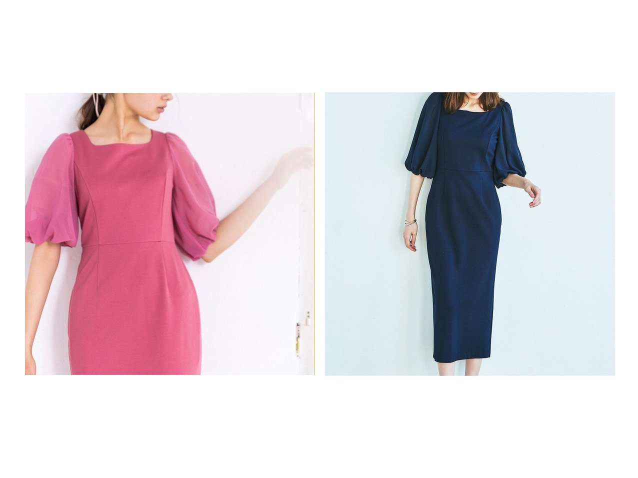 【TOCCA/トッカ】の【TOCCA LAVENDER】Puff Sleeve Jersey Dress ドレス 【ワンピース・ドレス】おすすめ!人気、トレンド・レディースファッションの通販 おすすめで人気の流行・トレンド、ファッションの通販商品 インテリア・家具・メンズファッション・キッズファッション・レディースファッション・服の通販 founy(ファニー) https://founy.com/ ファッション Fashion レディースファッション WOMEN ワンピース Dress ドレス Party Dresses 送料無料 Free Shipping ドレス 雑誌 |ID:crp329100000054084