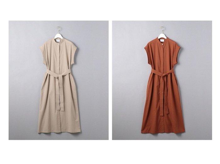 【UNITED ARROWS/ユナイテッドアローズ】のUWSC ロング シャツワンピース 【ワンピース・ドレス】おすすめ!人気、トレンド・レディースファッションの通販 おすすめ人気トレンドファッション通販アイテム 人気、トレンドファッション・服の通販 founy(ファニー) ファッション Fashion レディースファッション WOMEN ワンピース Dress シャツワンピース Shirt Dresses ロング  ID:crp329100000054088