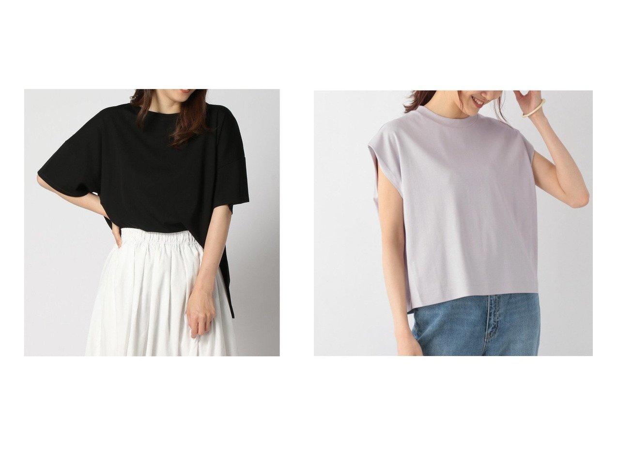 【GLOBAL WORK/グローバルワーク】のショルダータックPO+D&ポンチョTEE+D 【プチプライス・低価格】おすすめ!人気、トレンド・レディースファッションの通販 おすすめで人気の流行・トレンド、ファッションの通販商品 インテリア・家具・メンズファッション・キッズファッション・レディースファッション・服の通販 founy(ファニー) https://founy.com/ ファッション Fashion レディースファッション WOMEN アウター Coat Outerwear ポンチョ Ponchos トップス・カットソー Tops/Tshirt シャツ/ブラウス Shirts/Blouses ロング / Tシャツ T-Shirts カットソー Cut and Sewn NEW・新作・新着・新入荷 New Arrivals カットソー ポンチョ おすすめ Recommend クロップド ショルダー シンプル ストレート テーパード トレンド  ID:crp329100000054152