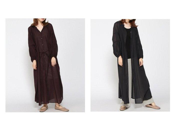 【LOWRYS FARM/ローリーズファーム】のソデボリュームボイルOP 【プチプライス・低価格】おすすめ!人気、トレンド・レディースファッションの通販 おすすめ人気トレンドファッション通販アイテム 人気、トレンドファッション・服の通販 founy(ファニー) ファッション Fashion レディースファッション WOMEN ワンピース Dress シャツワンピース Shirt Dresses NEW・新作・新着・新入荷 New Arrivals S/S・春夏 SS・Spring/Summer おすすめ Recommend デニム ブラウジング 夏 Summer 春 Spring 羽織 透かし |ID:crp329100000054155