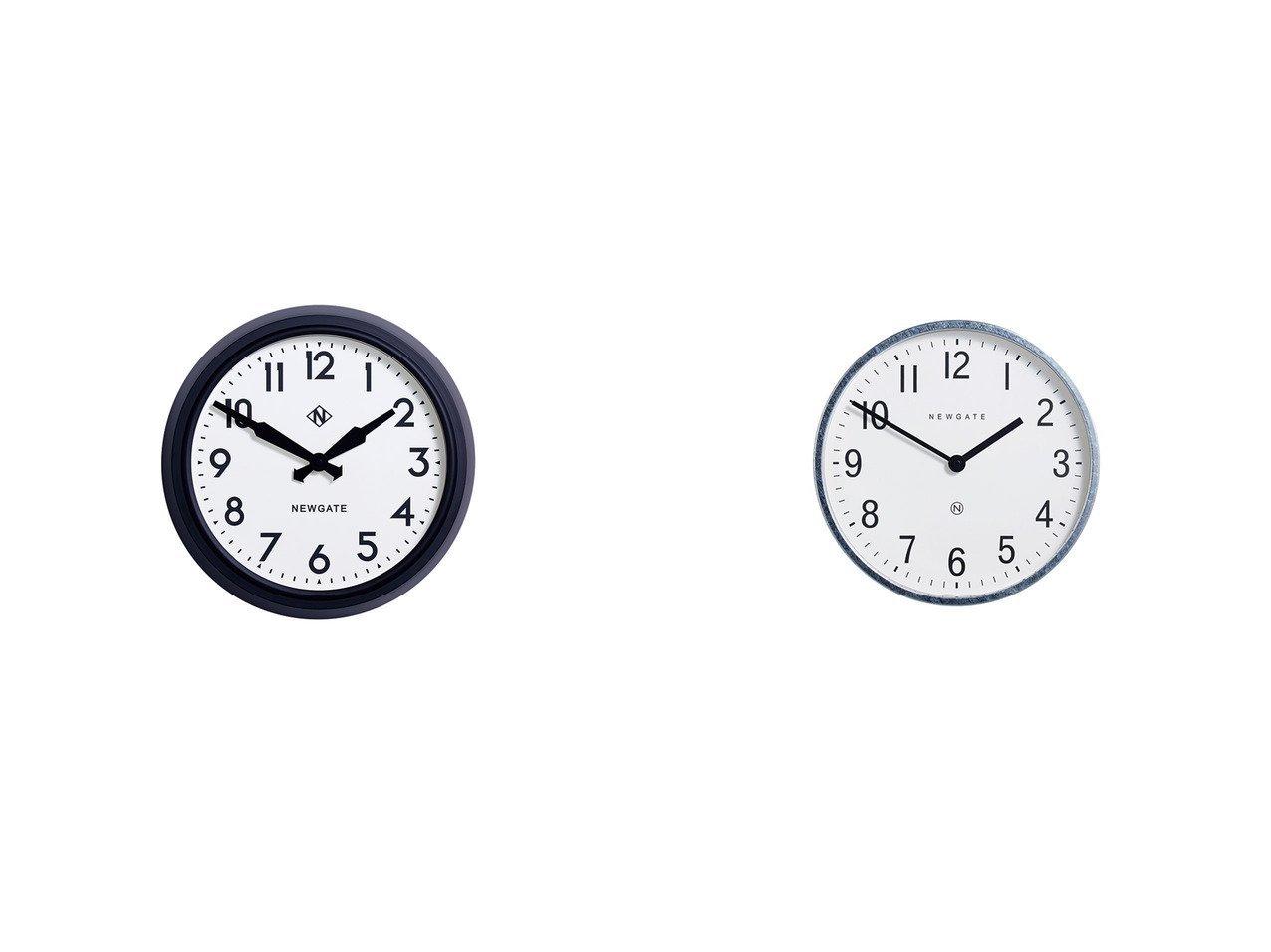 【NEWGATE/ニューゲート】の50 s エレクトリック ウォールクロック&マスター エドワーズ(ガルバナイズシルバー) 【時計 お家時間 FURNITURE】おすすめ!人気、インテリア雑貨・家具の通販 おすすめで人気の流行・トレンド、ファッションの通販商品 インテリア・家具・メンズファッション・キッズファッション・レディースファッション・服の通販 founy(ファニー) https://founy.com/ 送料無料 Free Shipping フレーム モチーフ 時計 |ID:crp329100000054289