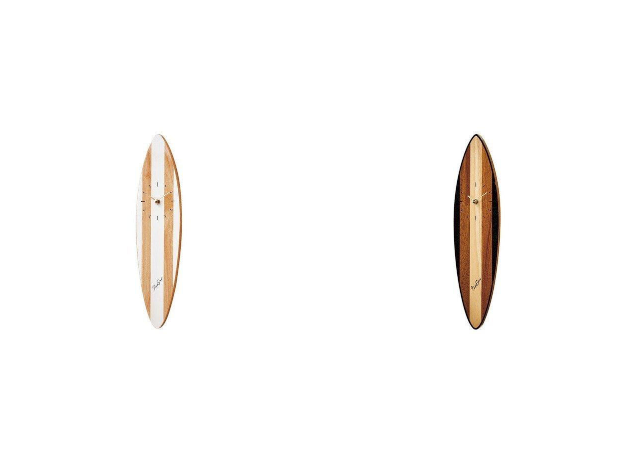 【FLYMEe Parlor/フライミーパーラー】のウォールクロック #105324 【時計 お家時間 FURNITURE】おすすめ!人気、インテリア雑貨・家具の通販 おすすめで人気の流行・トレンド、ファッションの通販商品 インテリア・家具・メンズファッション・キッズファッション・レディースファッション・服の通販 founy(ファニー) https://founy.com/ ビーチ 時計  ID:crp329100000054310