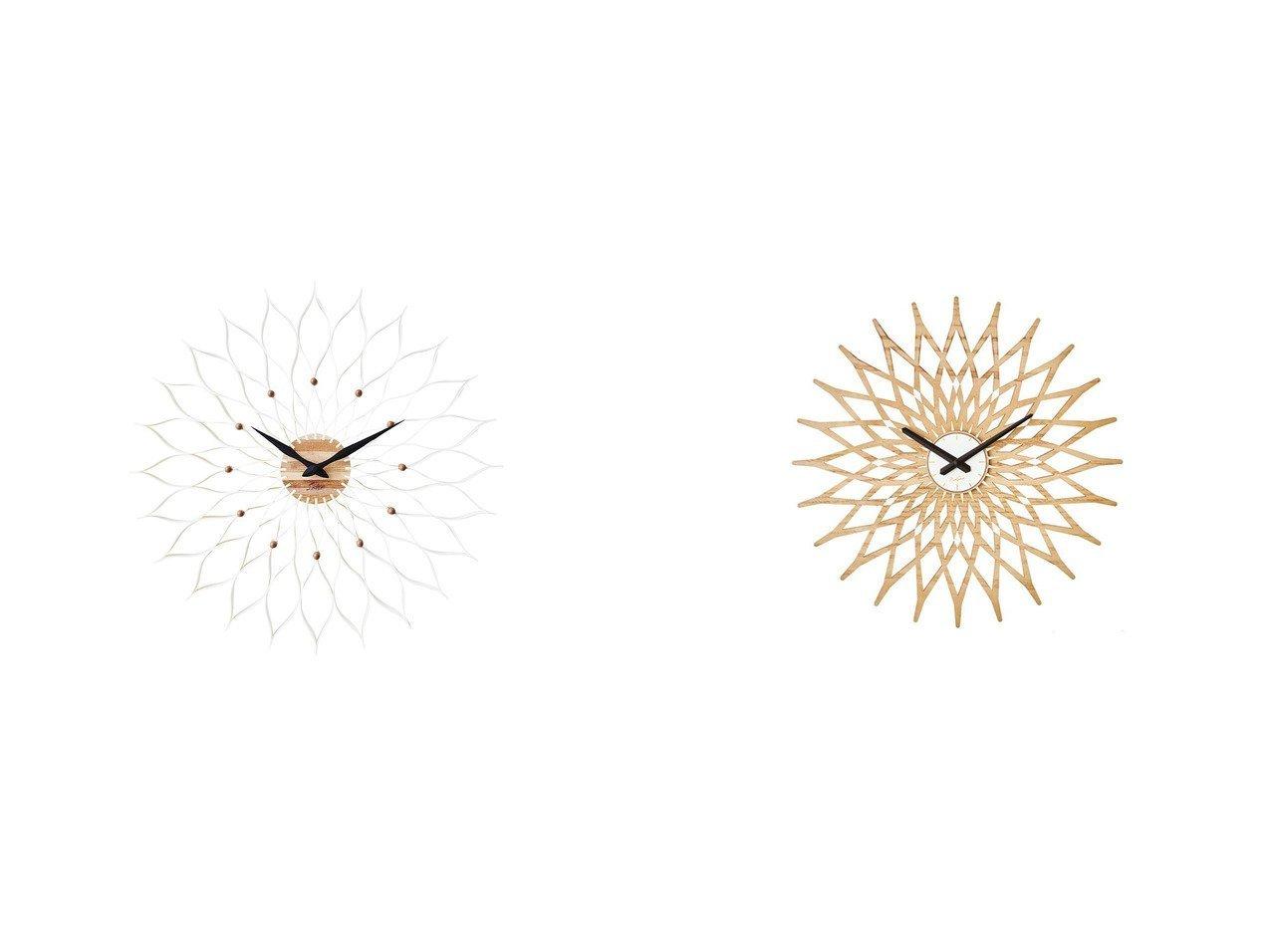 【FLYMEe Parlor/フライミーパーラー】のウォールクロック #107005&【FLYMEe vert/フライミー ヴェール】のウォールクロック #104960 【時計 お家時間 FURNITURE】おすすめ!人気、インテリア雑貨・家具の通販 おすすめで人気の流行・トレンド、ファッションの通販商品 インテリア・家具・メンズファッション・キッズファッション・レディースファッション・服の通販 founy(ファニー) https://founy.com/ 時計 軽量  ID:crp329100000054316
