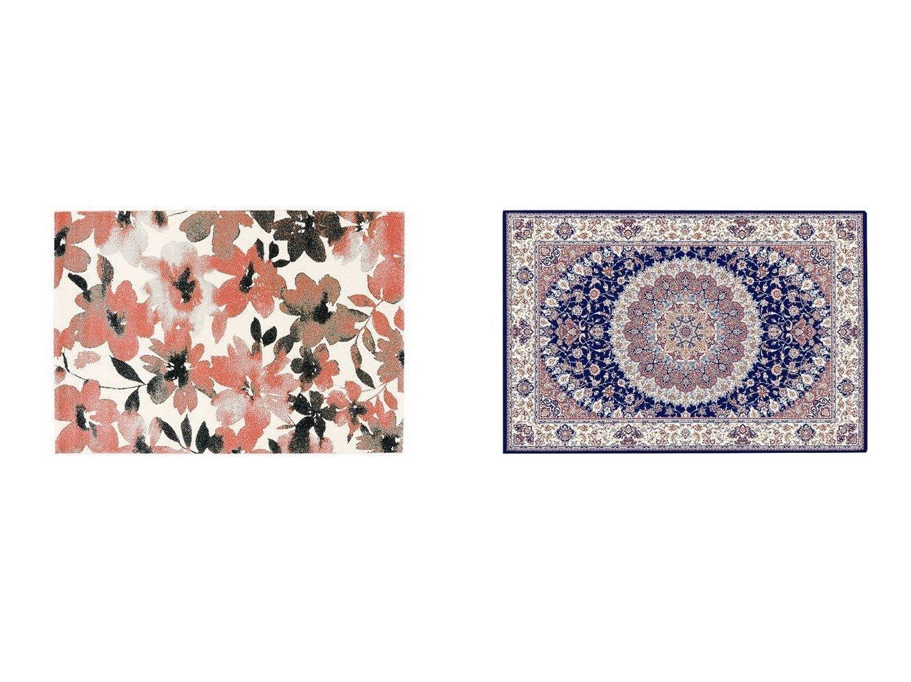 【FLYMEe Blanc/フライミー ブラン】のラグ #108270&ラグ #108274 【ラグ・絨毯・カーペット お家時間 FURNITURE】おすすめ!人気、インテリア雑貨・家具の通販 おすすめで人気の流行・トレンド、ファッションの通販商品 インテリア・家具・メンズファッション・キッズファッション・レディースファッション・服の通販 founy(ファニー) https://founy.com/ 送料無料 Free Shipping フォルム モチーフ |ID:crp329100000054326