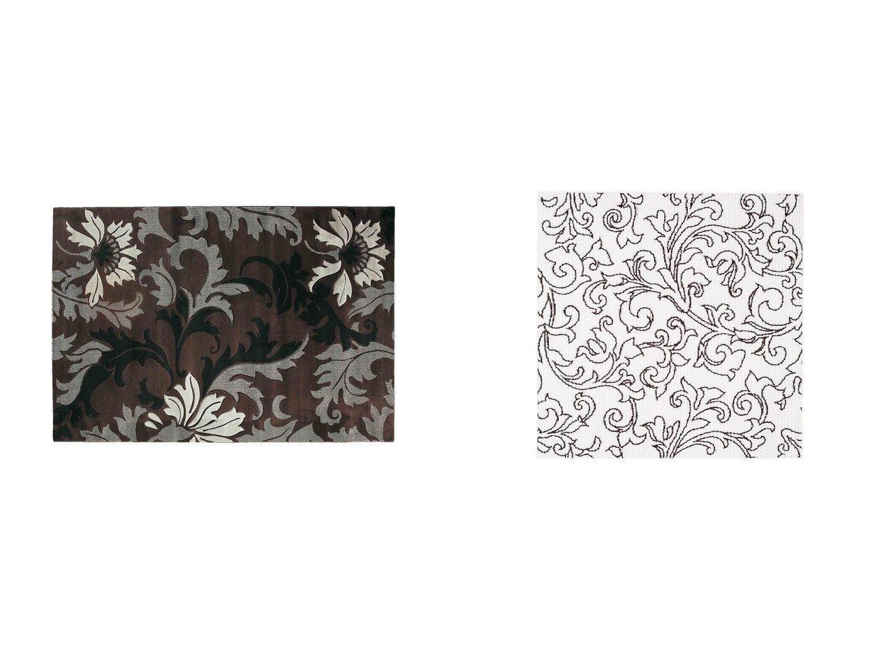 【FLYMEe Blanc/フライミー ブラン】のラグ n7316&ラグ e20024 【ラグ・絨毯・カーペット お家時間 FURNITURE】おすすめ!人気、インテリア雑貨・家具の通販 おすすめで人気の流行・トレンド、ファッションの通販商品 インテリア・家具・メンズファッション・キッズファッション・レディースファッション・服の通販 founy(ファニー) https://founy.com/ 送料無料 Free Shipping クラシック |ID:crp329100000054327