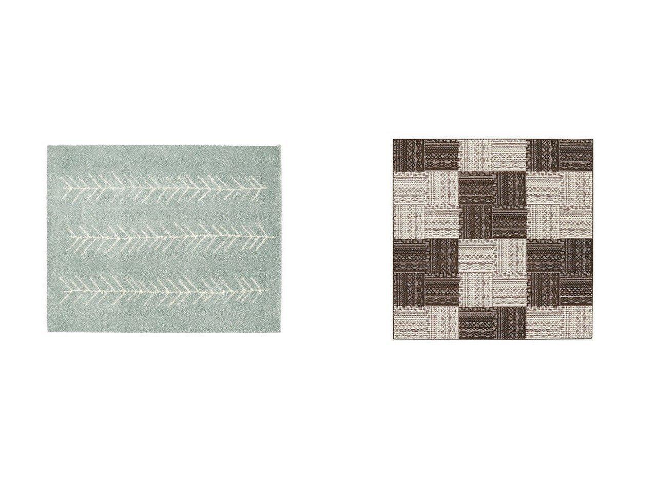 【FLYMEe vert/フライミー ヴェール】のラグ #108261&ラグ #108265 【ラグ・絨毯・カーペット お家時間 FURNITURE】おすすめ!人気、インテリア雑貨・家具の通販 おすすめで人気の流行・トレンド、ファッションの通販商品 インテリア・家具・メンズファッション・キッズファッション・レディースファッション・服の通販 founy(ファニー) https://founy.com/ ハンド 抗菌 |ID:crp329100000054338