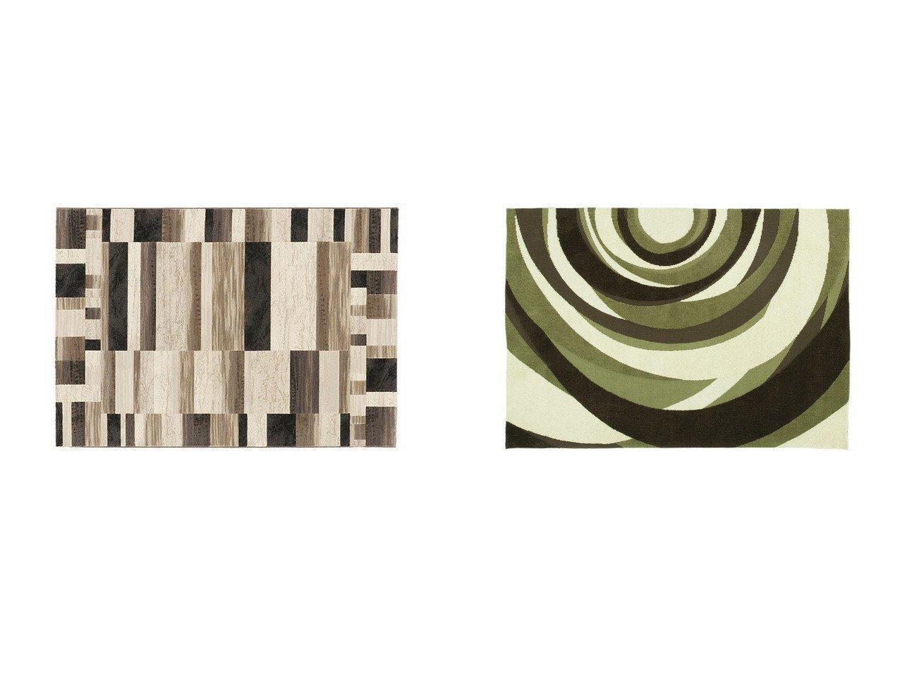 【FLYMEe Factory/フライミー ファクトリー】のラグ f596&ラグ n7350 【ラグ・絨毯・カーペット お家時間 FURNITURE】おすすめ!人気、インテリア雑貨・家具の通販 おすすめで人気の流行・トレンド、ファッションの通販商品 インテリア・家具・メンズファッション・キッズファッション・レディースファッション・服の通販 founy(ファニー) https://founy.com/ 送料無料 Free Shipping グラデーション パターン 冬 Winter |ID:crp329100000054340