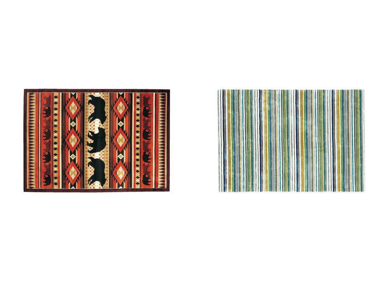 【FLYMEe Parlor/フライミーパーラー】のラグ e20034&ラグ n7349 【ラグ・絨毯・カーペット お家時間 FURNITURE】おすすめ!人気、インテリア雑貨・家具の通販 おすすめで人気の流行・トレンド、ファッションの通販商品 インテリア・家具・メンズファッション・キッズファッション・レディースファッション・服の通販 founy(ファニー) https://founy.com/ 送料無料 Free Shipping 夏 Summer |ID:crp329100000054367