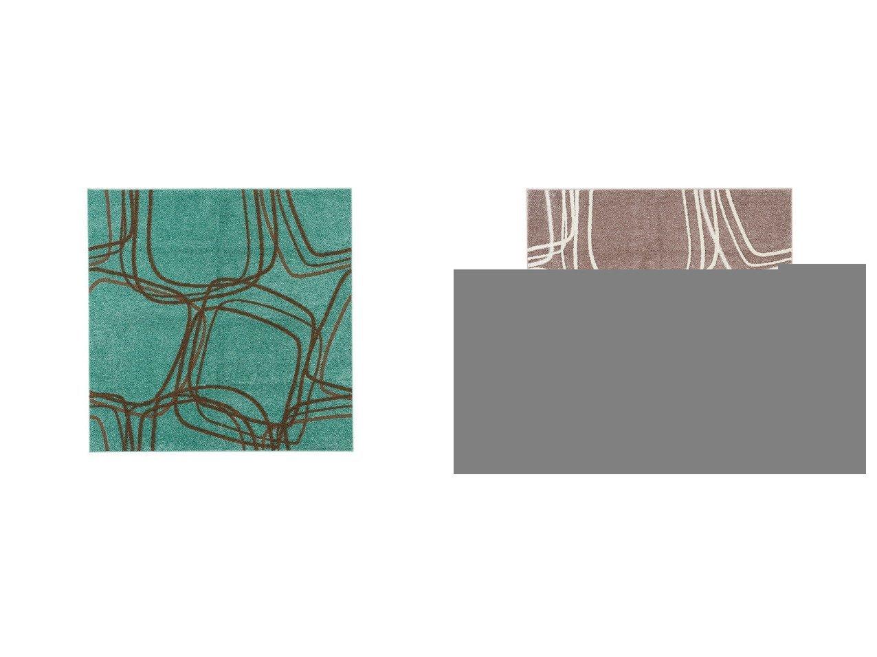 【FLYMEe Parlor/フライミーパーラー】のラグ n737 【ラグ・絨毯・カーペット お家時間 FURNITURE】おすすめ!人気、インテリア雑貨・家具の通販 おすすめで人気の流行・トレンド、ファッションの通販商品 インテリア・家具・メンズファッション・キッズファッション・レディースファッション・服の通販 founy(ファニー) https://founy.com/ 送料無料 Free Shipping メタル モダン 冬 Winter 夏 Summer |ID:crp329100000054371