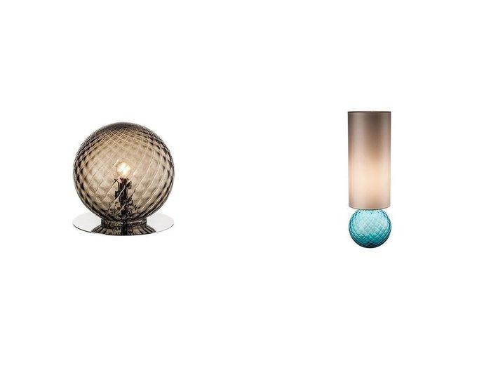 【VENINI/ヴェニーニ】のBALLOTON LAMP 845. バロトン ランプ 845.13&BALLOTON LAMP 845. バルトン ランプ 845.11 【ライト・照明 お家時間 FURNITURE】おすすめ!人気、インテリア雑貨・家具の通販 おすすめ人気トレンドファッション通販アイテム インテリア・キッズ・メンズ・レディースファッション・服の通販 founy(ファニー) https://founy.com/ イタリア ガラス キルティング クラシック テーブル モダン ワーク 送料無料 Free Shipping ホーム・キャンプ・アウトドア Home,Garden,Outdoor,Camping Gear 家具・インテリア Furniture ライト・照明 Lighting & Light Fixtures  ID:crp329100000054410