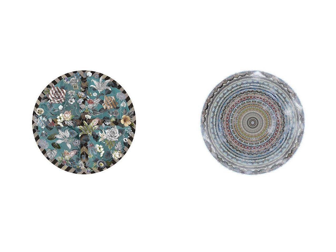 【moooi/モーイ】のマルメゾン&アーバンマンダラ レイキャビク ジューン2016 【絨毯・カーペット お家時間 FURNITURE】おすすめ!人気、インテリア雑貨・家具の通販 おすすめで人気の流行・トレンド、ファッションの通販商品 インテリア・家具・メンズファッション・キッズファッション・レディースファッション・服の通販 founy(ファニー) https://founy.com/ 送料無料 Free Shipping コレクション サークル パターン  ID:crp329100000054422