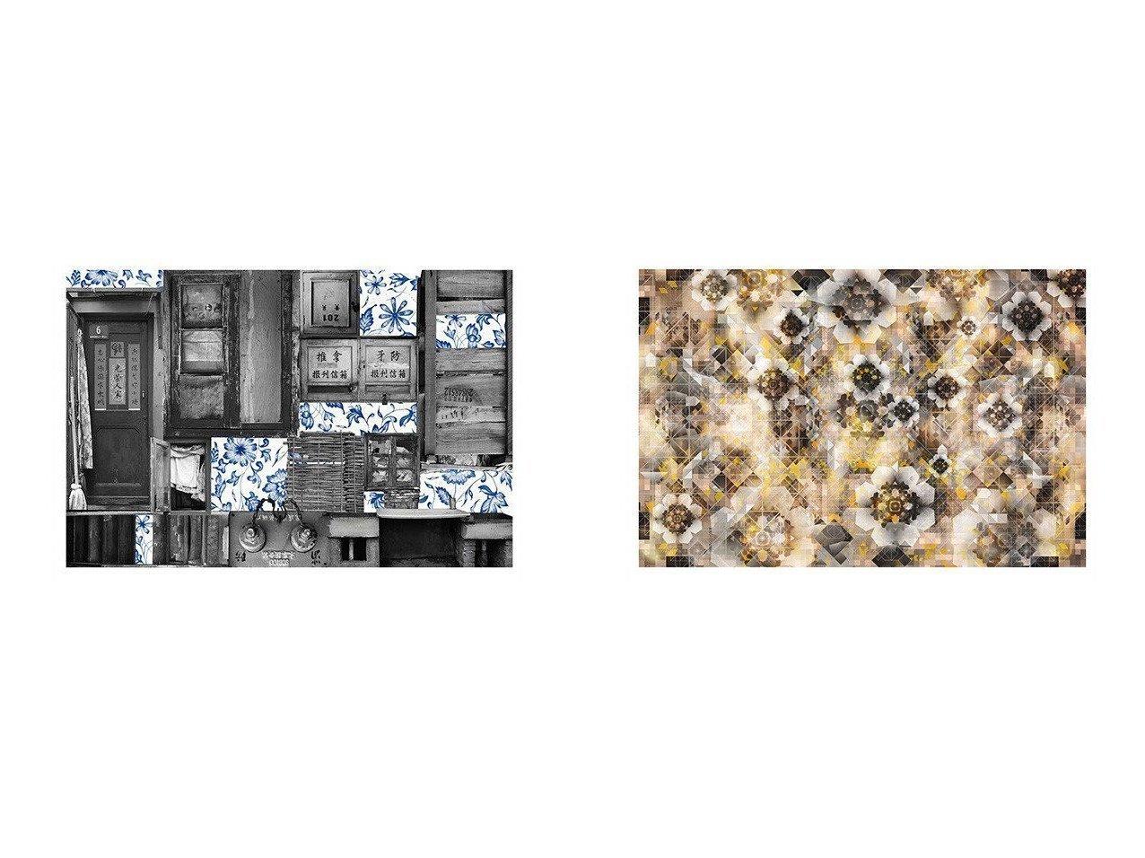 【moooi/モーイ】のレムナント 2&ディジット 【絨毯・カーペット お家時間 FURNITURE】おすすめ!人気、インテリア雑貨・家具の通販 おすすめで人気の流行・トレンド、ファッションの通販商品 インテリア・家具・メンズファッション・キッズファッション・レディースファッション・服の通販 founy(ファニー) https://founy.com/ 送料無料 Free Shipping コレクション テクスチャー パターン  ID:crp329100000054432