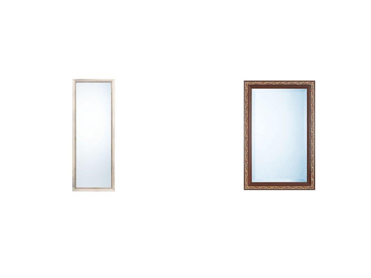 【FLYMEe Blanc/フライミー ブラン】のウォールミラー m77352&ウォールミラー m77340 【ミラー・鏡 お家時間 FURNITURE】おすすめ!人気、インテリア雑貨・家具の通販 おすすめで人気の流行・トレンド、ファッションの通販商品 インテリア・家具・メンズファッション・キッズファッション・レディースファッション・服の通販 founy(ファニー) https://founy.com/ 送料無料 Free Shipping アンティーク シルバー シンプル スタンド フレーム ホーム・キャンプ・アウトドア Home,Garden,Outdoor,Camping Gear 家具・インテリア Furniture ミラー・ドレッサー Mirror ミラー・鏡 ホーム・キャンプ・アウトドア Home,Garden,Outdoor,Camping Gear 家具・インテリア Furniture ミラー・ドレッサー Mirror ドレッサー  ID:crp329100000054460
