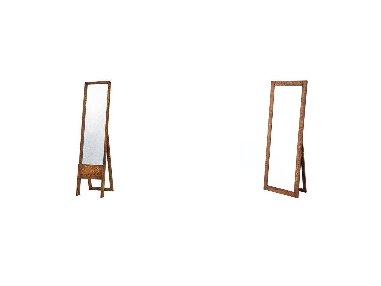 【whisky oak series/ウイスキーオークシリーズ】のミラー 幅35cm&ミラー 幅60cm 【ミラー・鏡 お家時間 FURNITURE】おすすめ!人気、インテリア雑貨・家具の通販 おすすめで人気の流行・トレンド、ファッションの通販商品 インテリア・家具・メンズファッション・キッズファッション・レディースファッション・服の通販 founy(ファニー) https://founy.com/ 送料無料 Free Shipping スタンド フレーム 雑誌 ホーム・キャンプ・アウトドア Home,Garden,Outdoor,Camping Gear 家具・インテリア Furniture ミラー・ドレッサー Mirror ミラー・鏡 ホーム・キャンプ・アウトドア Home,Garden,Outdoor,Camping Gear 家具・インテリア Furniture ミラー・ドレッサー Mirror ドレッサー  ID:crp329100000054463