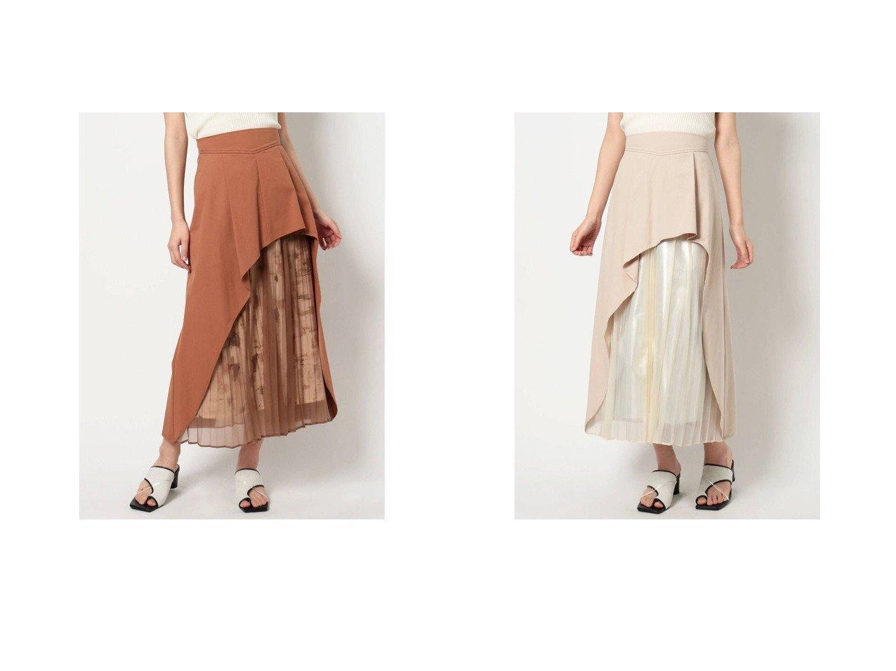 【MURUA/ムルーア】のMURUA アシンメトリープリーツスカート おすすめ!人気トレンド・レディースファッション通販 おすすめで人気の流行・トレンド、ファッションの通販商品 インテリア・家具・メンズファッション・キッズファッション・レディースファッション・服の通販 founy(ファニー) https://founy.com/ ファッション Fashion レディースファッション WOMEN スカート Skirt プリーツスカート Pleated Skirts 2021年 2021 2021春夏・S/S SS/Spring/Summer/2021 S/S・春夏 SS・Spring/Summer おすすめ Recommend 夏 Summer 春 Spring |ID:crp329100000054552