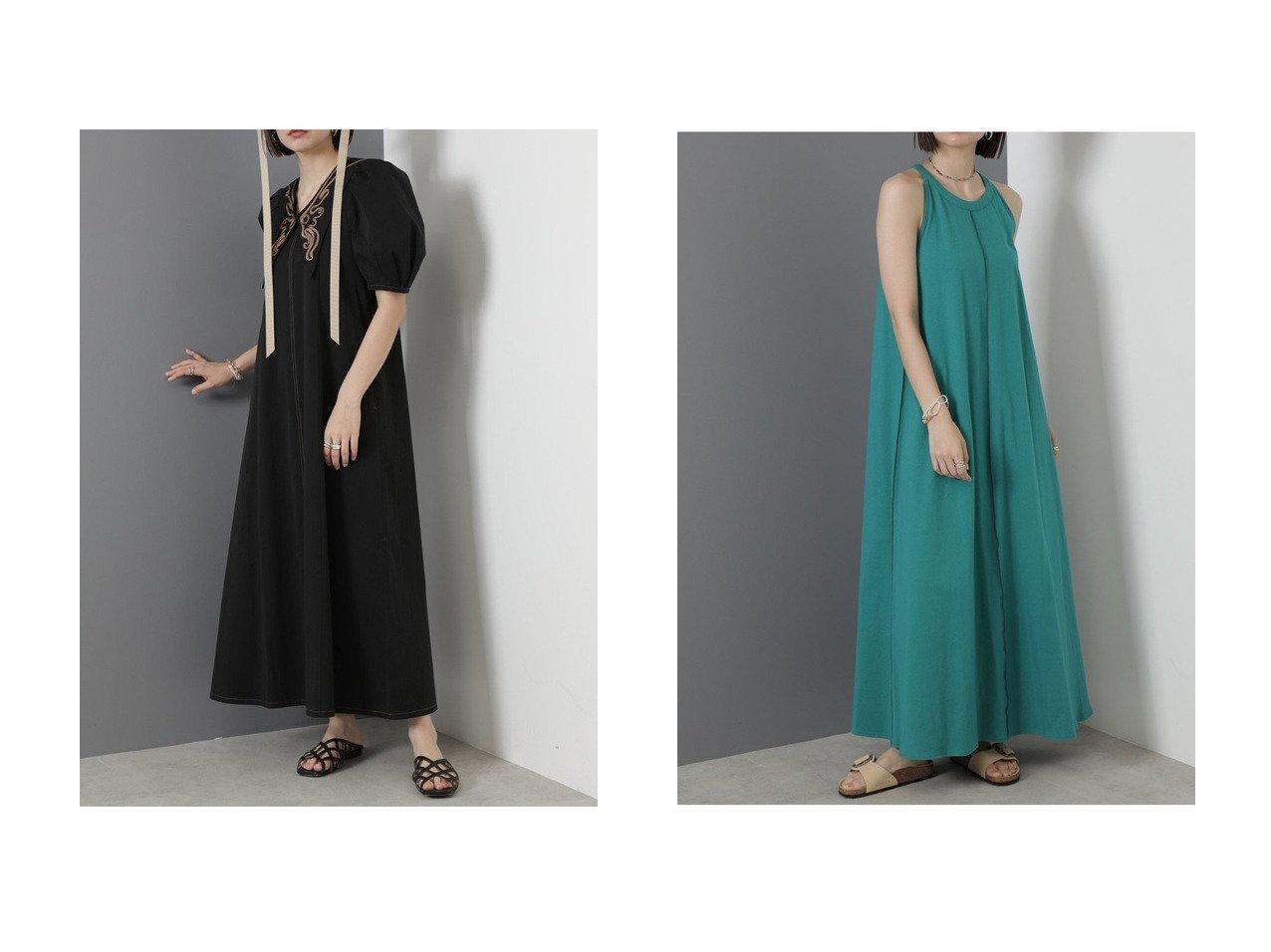 【ROSE BUD/ローズバッド】のコード刺繍襟つきワンピース&アメスリワンピース 【ワンピース・ドレス】おすすめ!人気、トレンド・レディースファッションの通販 おすすめで人気の流行・トレンド、ファッションの通販商品 インテリア・家具・メンズファッション・キッズファッション・レディースファッション・服の通販 founy(ファニー) https://founy.com/ ファッション Fashion レディースファッション WOMEN ワンピース Dress 2021年 2021 2021-2022秋冬・A/W AW・Autumn/Winter・FW・Fall-Winter・2021-2022 A/W・秋冬 AW・Autumn/Winter・FW・Fall-Winter おすすめ Recommend アメリカン カットソー サンダル スニーカー スリーブ フラット フレア 夏 Summer 羽織 フェミニン  ID:crp329100000054599