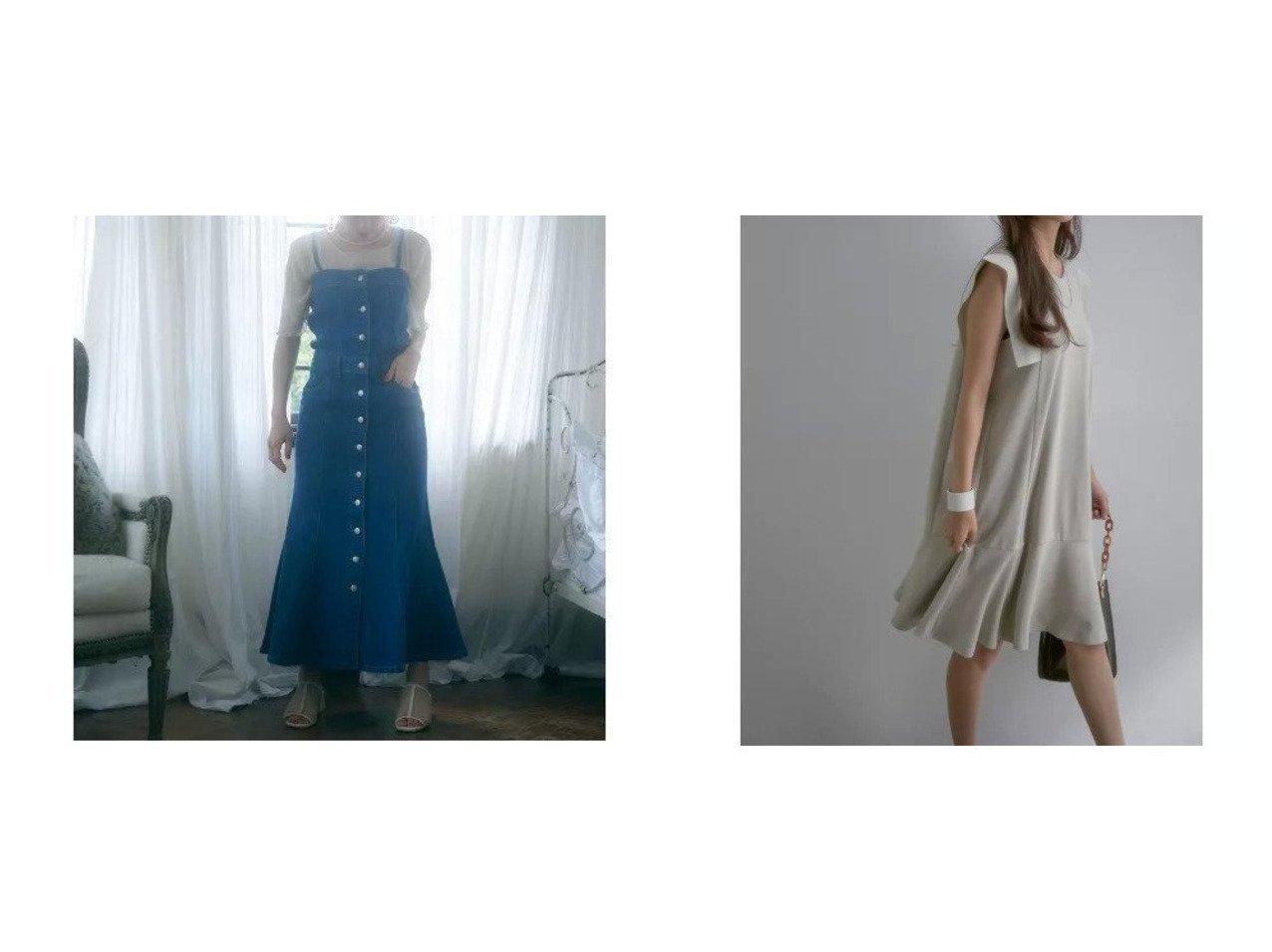【VIS/ビス】の【vis- a-vis】異素材カットミニワンピース&【vis- a-vis】マーメイドラインデニムジャンパースカート おすすめ!人気、トレンド・レディースファッションの通販 おすすめで人気の流行・トレンド、ファッションの通販商品 インテリア・家具・メンズファッション・キッズファッション・レディースファッション・服の通販 founy(ファニー) https://founy.com/ ファッションモデル・俳優・女優 Models 女性 Women 高橋愛 Takahashi Ai ファッション Fashion レディースファッション WOMEN ワンピース Dress スカート Skirt 春 Spring スニーカー トレンド ノースリーブ ベーシック ポケット ミュール おすすめ Recommend |ID:crp329100000054695