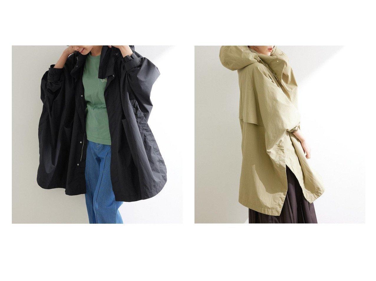 【ROPE'/ロペ】の【21AW】【Mizunoコラボレーション】【撥水】ポンチョ 別注・限定・コラボなど、おすすめ!人気トレンド・レディースファッション通販 おすすめで人気の流行・トレンド、ファッションの通販商品 インテリア・家具・メンズファッション・キッズファッション・レディースファッション・服の通販 founy(ファニー) https://founy.com/ ファッション Fashion レディースファッション WOMEN アウター Coat Outerwear コート Coats ジャケット Jackets ポンチョ Ponchos アウトドア 春 Spring 秋 Autumn/Fall ジャケット スタイリッシュ スタンド スポーティ スリット トレンド ドット パーカー フォルム ポケット ポンチョ 別注 ミックス モダン ワッシャー A/W・秋冬 AW・Autumn/Winter・FW・Fall-Winter 2021年 2021 2021-2022秋冬・A/W AW・Autumn/Winter・FW・Fall-Winter・2021-2022 おすすめ Recommend 日本製 Made in Japan |ID:crp329100000054725