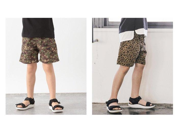 【GLOBAL WORK / KIDS/グローバルワーク】のエアカルショーツ/ガラ 【KIDS】子供服のおすすめ!人気トレンド・キッズファッションの通販 おすすめ人気トレンドファッション通販アイテム インテリア・キッズ・メンズ・レディースファッション・服の通販 founy(ファニー) https://founy.com/ ファッション Fashion キッズファッション KIDS ボトムス Bottoms/Kids ジーンズ ワイド 人気 再入荷 Restock/Back in Stock/Re Arrival 吸水 夏 Summer |ID:crp329100000054814