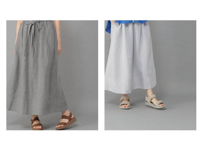 【Natural by studio CLIP/ナチュラル バイ スタジオクリップ】のNA-リボンツキロングSK 【スカート】おすすめ!人気、トレンド・レディースファッションの通販 おすすめ人気トレンドファッション通販アイテム 人気、トレンドファッション・服の通販 founy(ファニー) ファッション Fashion レディースファッション WOMEN スカート Skirt ロングスカート Long Skirt NEW・新作・新着・新入荷 New Arrivals ロング |ID:crp329100000054868