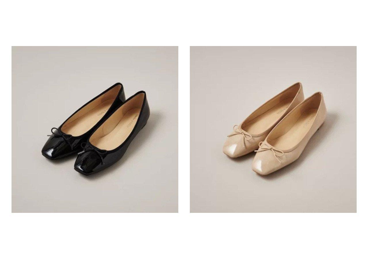 【Odette e Odile/オデット エ オディール】の【晴雨兼用】OFD R スクエアバレエ FLT10◎↓↑ 【シューズ・靴】おすすめ!人気、トレンド・レディースファッションの通販 おすすめで人気の流行・トレンド、ファッションの通販商品 インテリア・家具・メンズファッション・キッズファッション・レディースファッション・服の通販 founy(ファニー) https://founy.com/ ファッション Fashion レディースファッション WOMEN 抗菌 シューズ スクエア バレエ |ID:crp329100000055099