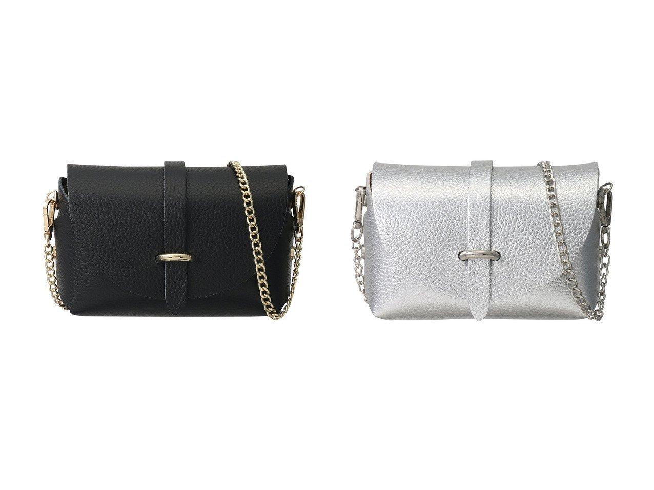【allureville/アルアバイル】のミニチェーンショルダーバッグ 【バッグ・鞄】おすすめ!人気、トレンド・レディースファッションの通販 おすすめで人気の流行・トレンド、ファッションの通販商品 インテリア・家具・メンズファッション・キッズファッション・レディースファッション・服の通販 founy(ファニー) https://founy.com/ ファッション Fashion レディースファッション WOMEN バッグ Bag 2021年 2021 2021-2022秋冬・A/W AW・Autumn/Winter・FW・Fall-Winter・2021-2022 A/W・秋冬 AW・Autumn/Winter・FW・Fall-Winter チェーン  ID:crp329100000055102