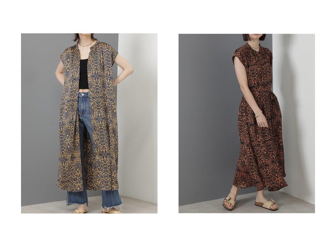 【ROSE BUD/ローズバッド】のプリントワンピース 【ワンピース・ドレス】おすすめ!人気、トレンド・レディースファッションの通販 おすすめで人気の流行・トレンド、ファッションの通販商品 インテリア・家具・メンズファッション・キッズファッション・レディースファッション・服の通販 founy(ファニー) https://founy.com/ ファッション Fashion レディースファッション WOMEN ワンピース Dress 2021年 2021 2021-2022秋冬・A/W AW・Autumn/Winter・FW・Fall-Winter・2021-2022 A/W・秋冬 AW・Autumn/Winter・FW・Fall-Winter トレンド プリント ロング |ID:crp329100000055116