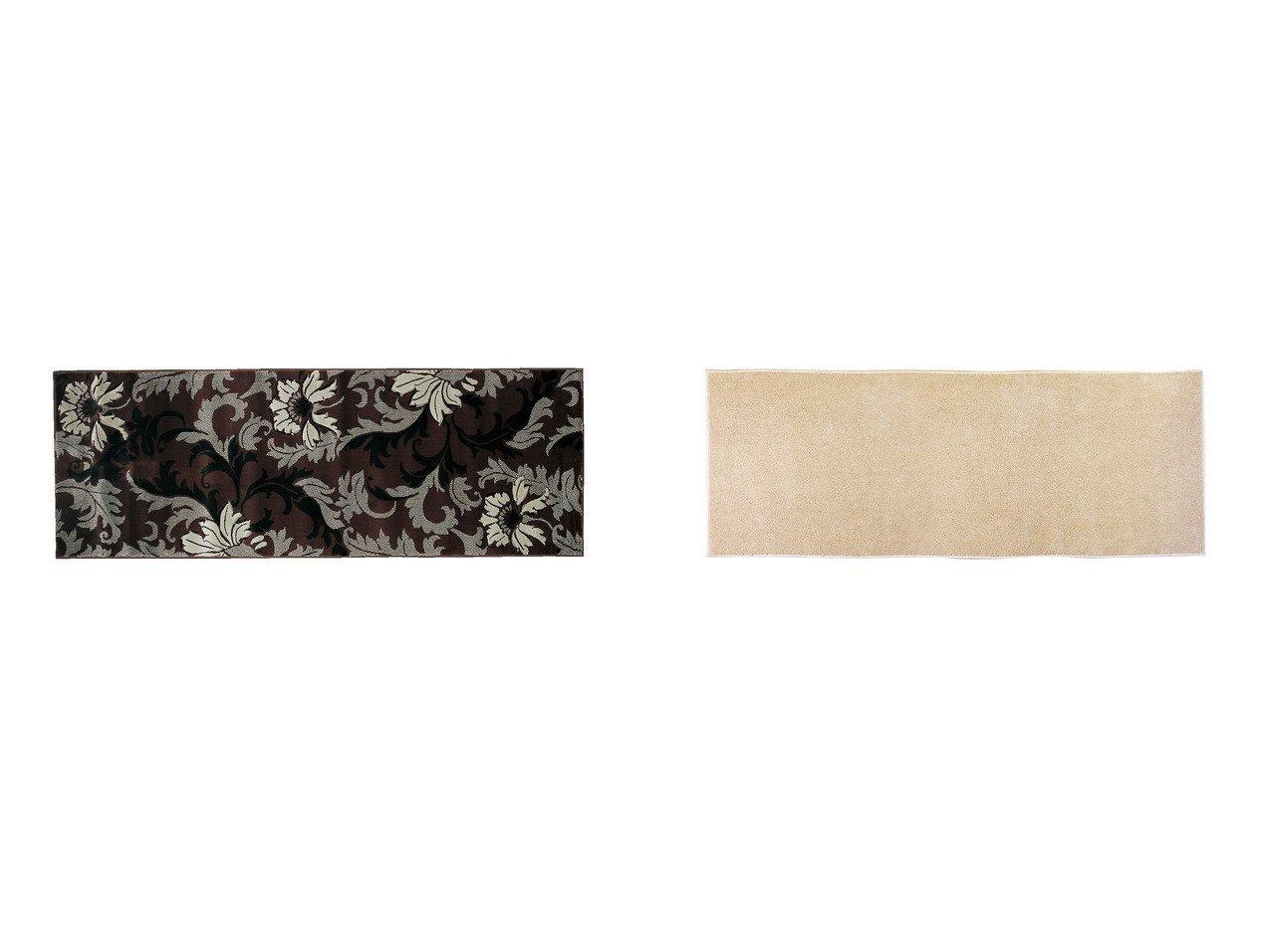 【FLYMEe Blanc/フライミー ブラン】のキッチンマット e20025&【FLYMEe vert/フライミー ヴェール】のキッチンマット n7360 【FURNITURE】おすすめ!人気、インテリア雑貨・家具の通販 おすすめで人気の流行・トレンド、ファッションの通販商品 インテリア・家具・メンズファッション・キッズファッション・レディースファッション・服の通販 founy(ファニー) https://founy.com/ シンプル 吸水 送料無料 Free Shipping |ID:crp329100000055204