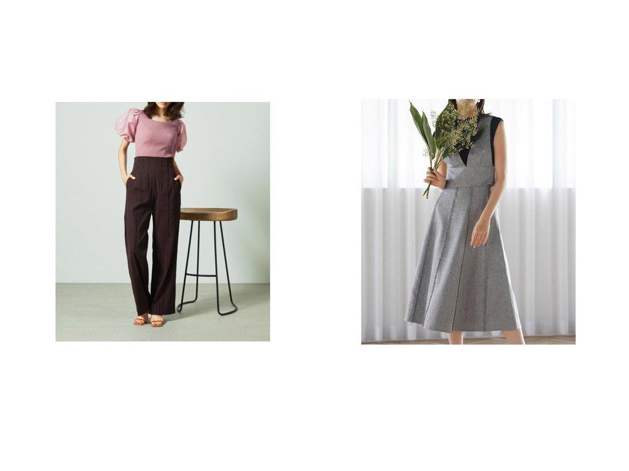 【Ketty/ケティ】のツイードビスチェ+スカートSET&【SNIDEL/スナイデル】のハイウエストストレートパンツ おすすめ!人気、トレンド・レディースファッションの通販 おすすめで人気の流行・トレンド、ファッションの通販商品 インテリア・家具・メンズファッション・キッズファッション・レディースファッション・服の通販 founy(ファニー) https://founy.com/ ファッション Fashion レディースファッション WOMEN パンツ Pants セットアップ Setup スカート Skirt シンプル ストレート スマート セットアップ センター リラックス ロング ワイド A/W・秋冬 AW・Autumn/Winter・FW・Fall-Winter 2021年 2021 2021-2022秋冬・A/W AW・Autumn/Winter・FW・Fall-Winter・2021-2022 おすすめ Recommend ツイード ビスチェ フリンジ フレア マーメイド  ID:crp329100000055375