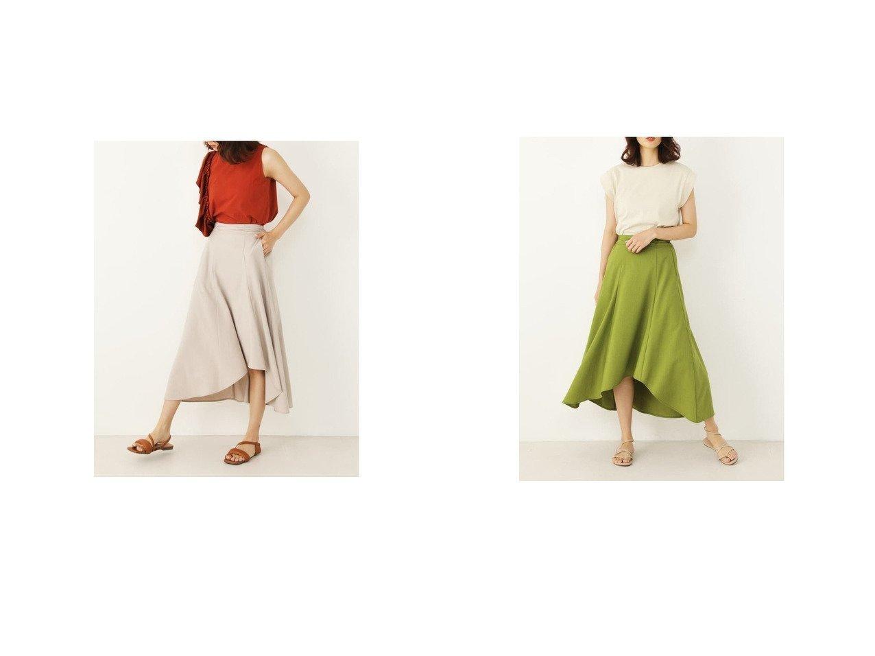 【SHELTTER/シェルター】のアシンメトリーフレアロングスカート おすすめ!人気、トレンド・レディースファッションの通販 おすすめで人気の流行・トレンド、ファッションの通販商品 インテリア・家具・メンズファッション・キッズファッション・レディースファッション・服の通販 founy(ファニー) https://founy.com/ ファッション Fashion レディースファッション WOMEN スカート Skirt ロングスカート Long Skirt 2021年 2021 2021春夏・S/S SS/Spring/Summer/2021 S/S・春夏 SS・Spring/Summer 夏 Summer 春 Spring  ID:crp329100000055397