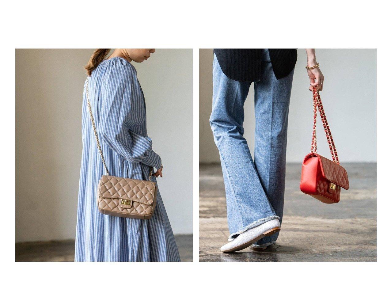 【NOBLE / Spick & Span/ノーブル / スピック&スパン】の【MAISON VINCENT】 チェーンバッグ 【バッグ・鞄】おすすめ!人気、トレンド・レディースファッションの通販 おすすめで人気の流行・トレンド、ファッションの通販商品 インテリア・家具・メンズファッション・キッズファッション・レディースファッション・服の通販 founy(ファニー) https://founy.com/ ファッション Fashion レディースファッション WOMEN バッグ Bag 2021年 2021 2021春夏・S/S SS/Spring/Summer/2021 S/S・春夏 SS・Spring/Summer チェーン 再入荷 Restock/Back in Stock/Re Arrival  ID:crp329100000055432