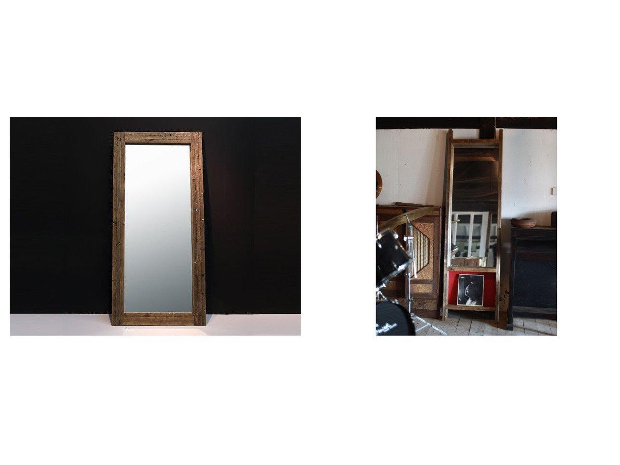 【ikp/イカピー】のミラー 1700&ドレッサー 2 【FURNITURE】おすすめ!人気、インテリア雑貨・家具の通販 おすすめで人気の流行・トレンド、ファッションの通販商品 インテリア・家具・メンズファッション・キッズファッション・レディースファッション・服の通販 founy(ファニー) https://founy.com/ アクセサリー オイル スタンド 雑誌 フレーム ユーズド ホーム・キャンプ・アウトドア Home,Garden,Outdoor,Camping Gear 家具・インテリア Furniture ミラー・ドレッサー Mirror ミラー・鏡 ホーム・キャンプ・アウトドア Home,Garden,Outdoor,Camping Gear 家具・インテリア Furniture ミラー・ドレッサー Mirror ドレッサー  ID:crp329100000055477