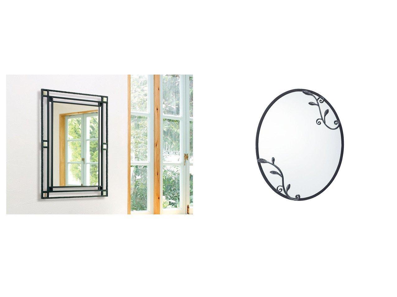 【FLYMEe Blanc/フライミー ブラン】のウォールミラー m77296&ウォールミラー m77297 【FURNITURE】おすすめ!人気、インテリア雑貨・家具の通販 おすすめで人気の流行・トレンド、ファッションの通販商品 インテリア・家具・メンズファッション・キッズファッション・レディースファッション・服の通販 founy(ファニー) https://founy.com/ 送料無料 Free Shipping クラシカル モチーフ ホーム・キャンプ・アウトドア Home,Garden,Outdoor,Camping Gear 家具・インテリア Furniture ミラー・ドレッサー Mirror ミラー・鏡 ホーム・キャンプ・アウトドア Home,Garden,Outdoor,Camping Gear 家具・インテリア Furniture ミラー・ドレッサー Mirror ドレッサー  ID:crp329100000055481