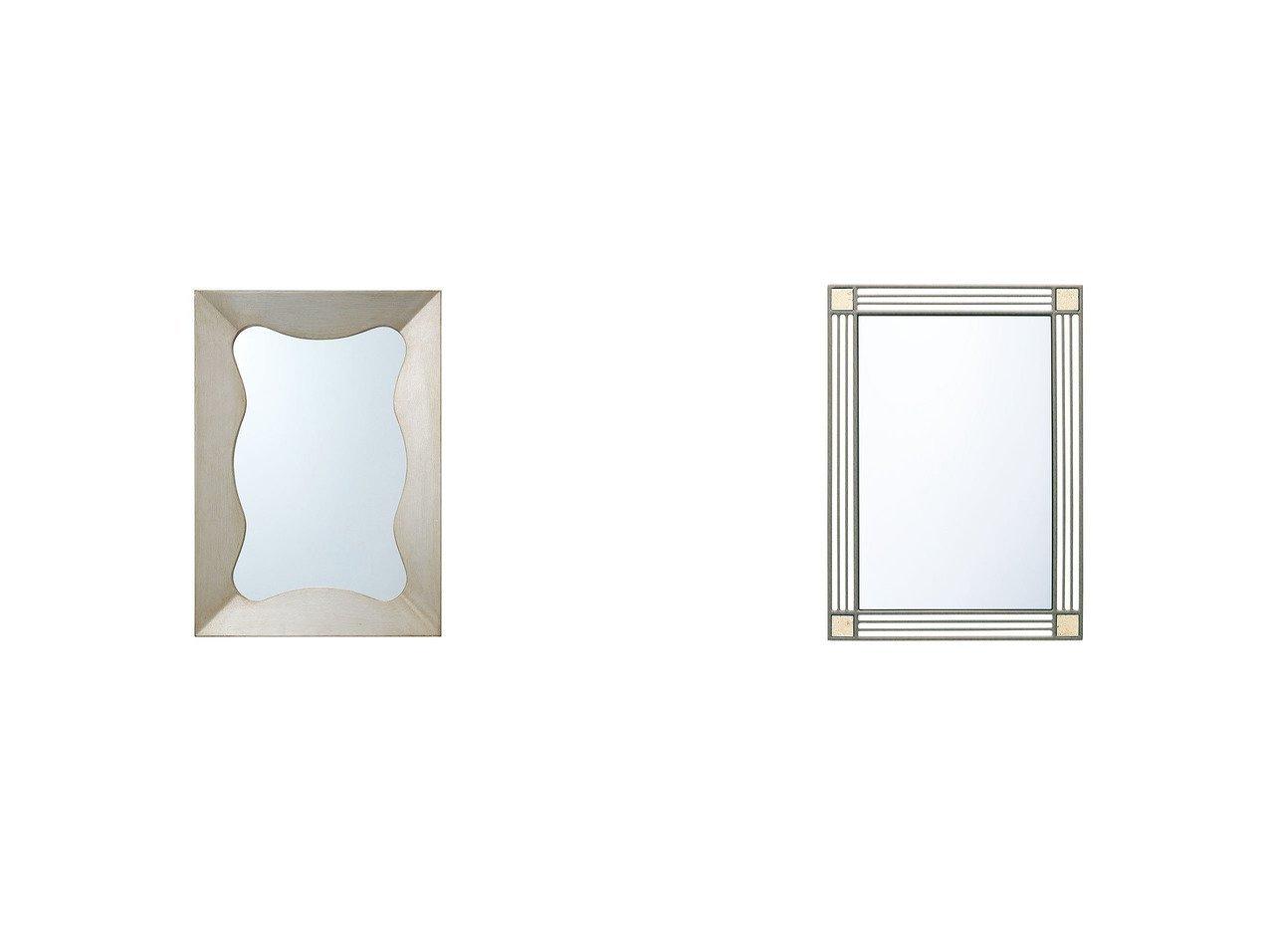 【FLYMEe Blanc/フライミー ブラン】のウォールミラー m77303&ウォールミラー m77240 【FURNITURE】おすすめ!人気、インテリア雑貨・家具の通販 おすすめで人気の流行・トレンド、ファッションの通販商品 インテリア・家具・メンズファッション・キッズファッション・レディースファッション・服の通販 founy(ファニー) https://founy.com/ 送料無料 Free Shipping フレーム ホーム・キャンプ・アウトドア Home,Garden,Outdoor,Camping Gear 家具・インテリア Furniture ミラー・ドレッサー Mirror ミラー・鏡 ホーム・キャンプ・アウトドア Home,Garden,Outdoor,Camping Gear 家具・インテリア Furniture ミラー・ドレッサー Mirror ドレッサー  ID:crp329100000055483